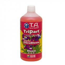 Engrais Bio Mineral Tripart Bloom 1 litre (Florabloom) - GHE - General Hydroponics
