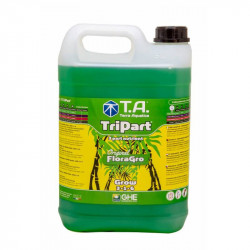 Tripart Grow (Floragro) 5 litres - General Hydroponics