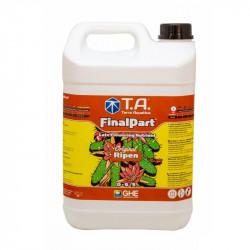 Fertilizante final de la floración Madurar de 5 litros - GHE