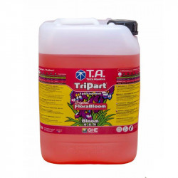 Engrais Tripart Bloom 10 litre (Florabloom) - GHE
