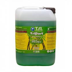 Engrais Tripart Grow 10 litre - (Floragro) - GHE