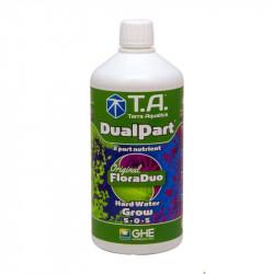 Engrais Bio - Dualpart Grow - 1L - Terra Aquatica GHE