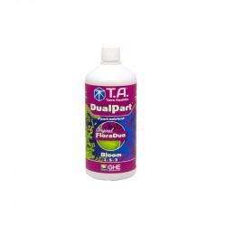 Engrais Bio - Dualpart Bloom - 500ml - Terra Aquatica GHE
