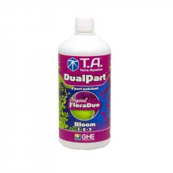 Engrais Bio - Dualpart Bloom - 1L - Terra Aquatica GHE