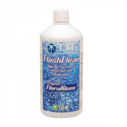 Solution de Rinçage Flashclean 1L (Florakleen) - GHE