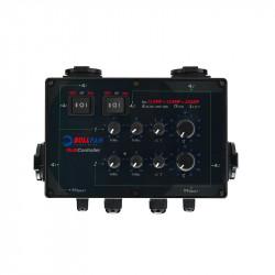 Contrôleur de climat Multi Controller - 12+12 AMP - 4 prises - BullFan