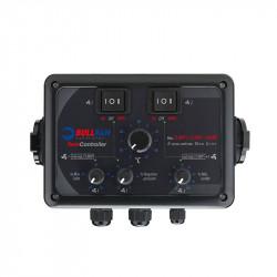Contrôleur de climat Twin Controller - 12+12 Amp - 2 prises - BullFan