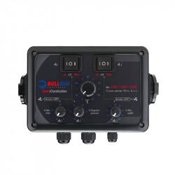 Contrôleur de climat Twin Controller - 4+4 Amp - 2 prises - BullFan