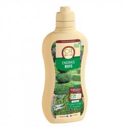 Fertilizante líquido de madera de Boj 1L - Oro Marrón