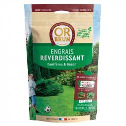 Fertilizante reverdissant para las Coníferas y la Hierba 1Kg de Oro - Marrón