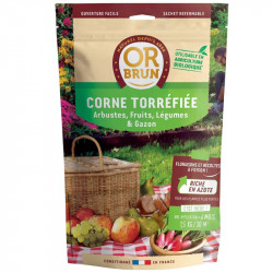 Corne torréfiée 1.5Kg - Or Brun