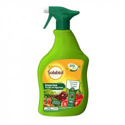 Traitement Insectes Legumes et Fruits 750 ml - Solabiol