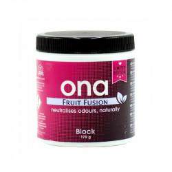 Anti odeur naturel ONA Block Fruit Fusion - 170g