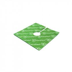 Matrix pad carré - Tapis capillaire - 6 pouces - boite de 12 pour les systemes Floraflex
