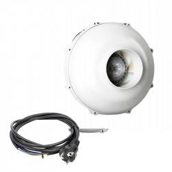 Extractor de aire de la Prima Klima 160 mm 2 velocidades + cable