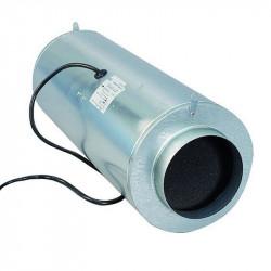Extractor de aire con aislamiento ISO-MAX 250 mm 1480m3/h - Filtro Puede
