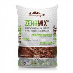 Zeromix - Substrat neutre - 50L - Guano Diffusion