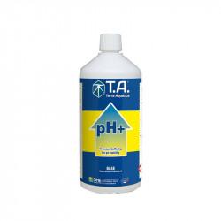 pH + 500 ml de ghe , vuelve a la ph