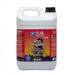 Accélérateur Floraison - Pro Organic Bloom - 5L - Terra Aquatica GHE