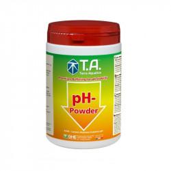 pH - Sec 1000 g ph hacia abajo disminuye el ph del agua