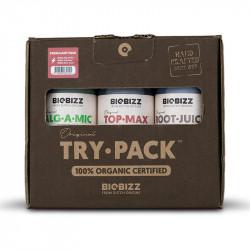 Try Pack Stimulant - engrais Biobizz