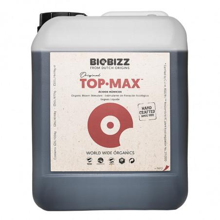 Engrais d'aide à la floraison Top Max 5 L - Biobizz