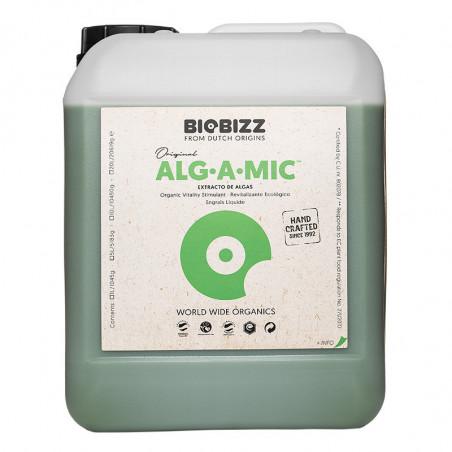 Engrais Booster de vitalité Alg-A-Mic 5 L - Biobizz