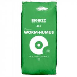 Améliorateur de substrat Worm Humus 40L - Biobizz