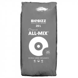 Terreau floraison Biobizz All Mix 20 litres