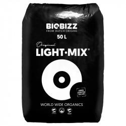Terreau Biobizz Light Mix 50 litres croissance
