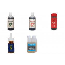 Pack Engrais Biobizz Amateur 500 ml