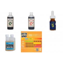 Pack Engrais Biobizz Expert 500 ml
