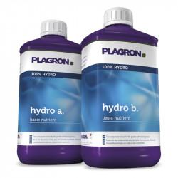 engrais Hydro A + B 1 litre - Plagron