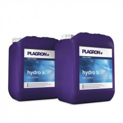 Plagron hydro A + B - 5 litres - engrais hydroponique