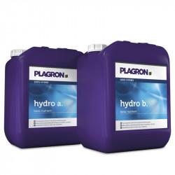Plagron hydro A + B - 10 litres - engrais hydroponique