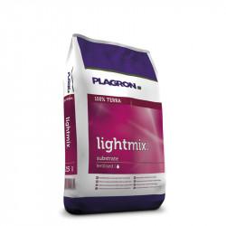Terreau Plagron Bio Light Mix 25 litres