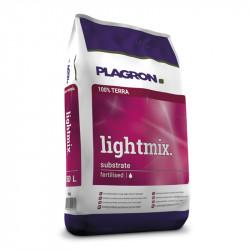 Terreau croissance Plagron Light Mix 50 litres