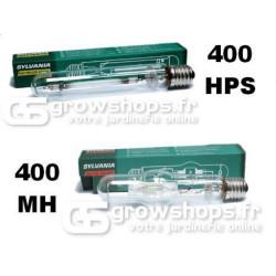 Ampoules HPS et MH Sylvania 400w croissance et floraison