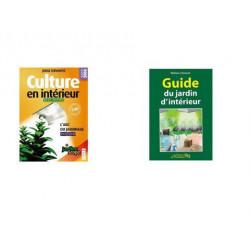 Libros sobre el cultivo de interior - mama ediciones
